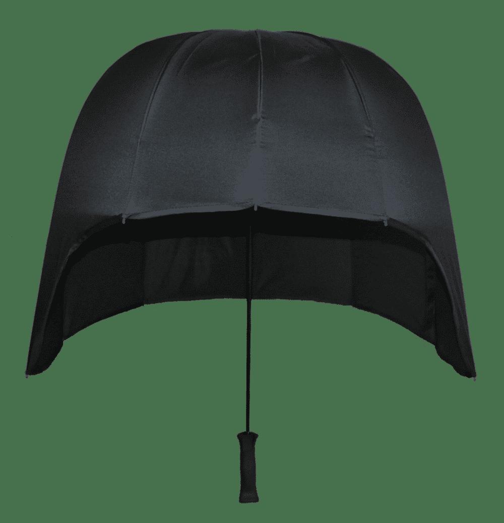 back dome umbrella