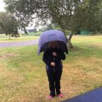 Sport golf umbrella