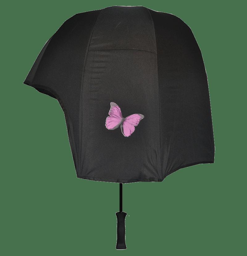 Butterfly design umbrellas