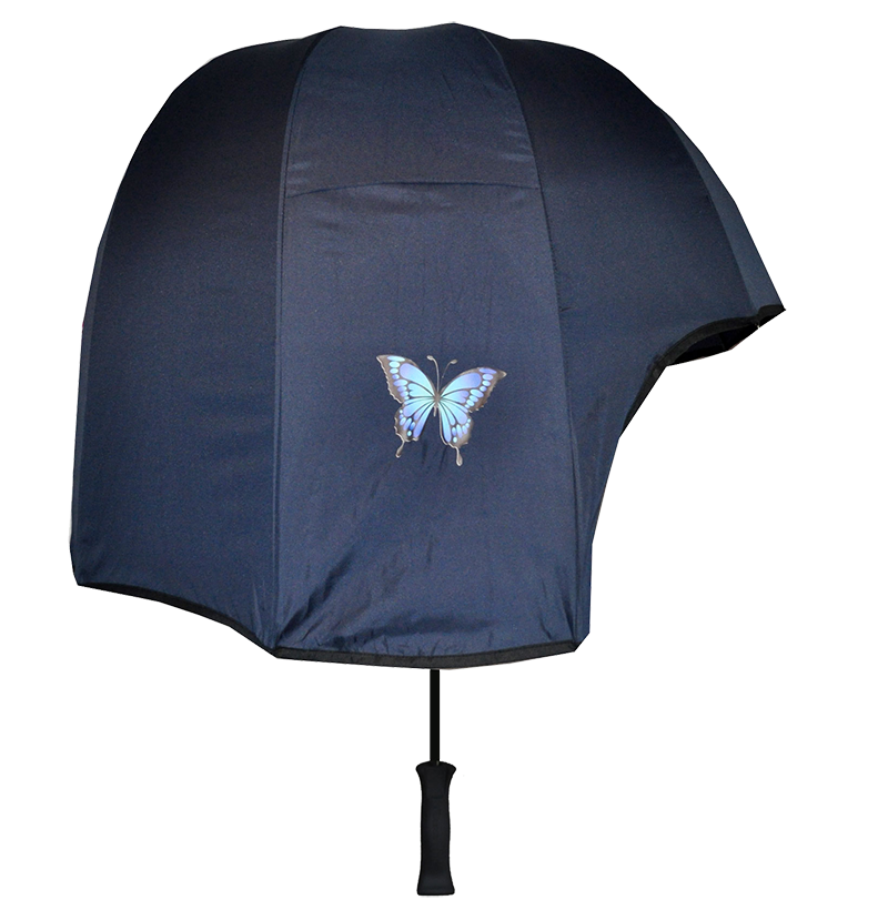 Strong butterfly design umbrella